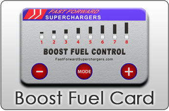 boost fuel enrichment control card